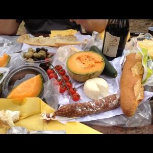une bouffe sur la cote française